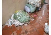 Đột nhập làng nhựa tái chế ở Hà Nội