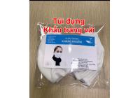 Túi đóng gói khẩu trang vải và khẩu trang Y tế Trường Giang